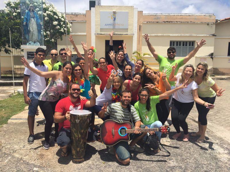 Pastoral da Alegria realiza ação no Juvino Barreto